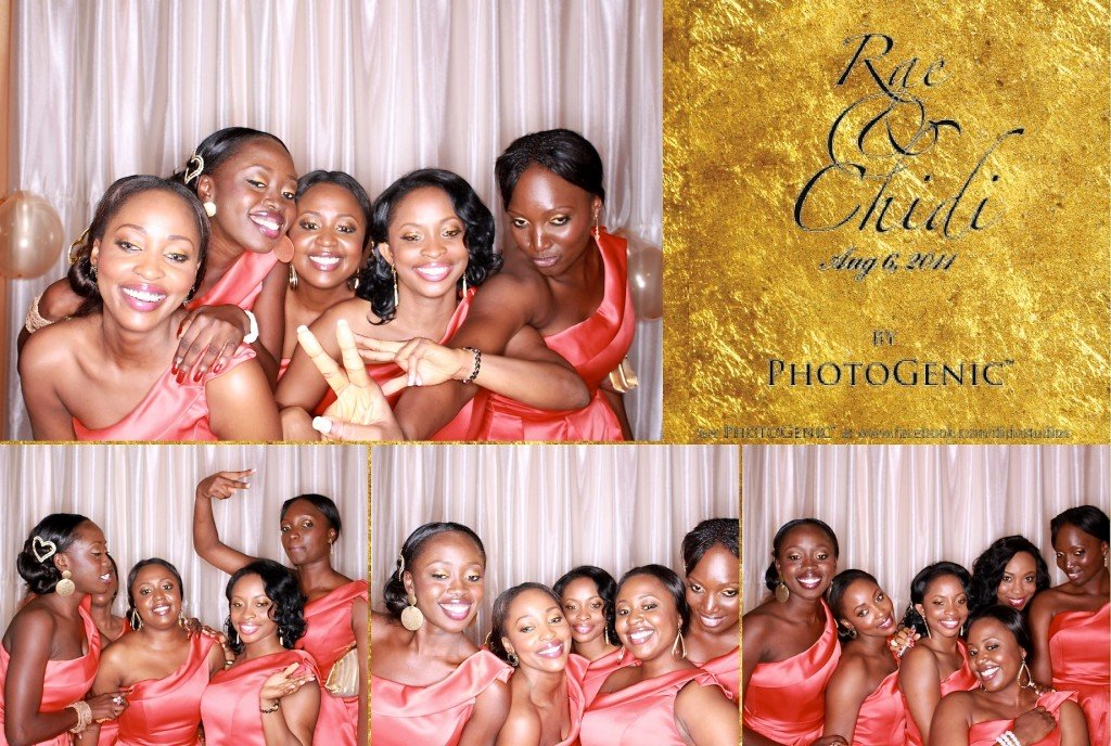Photo Souvenir - Wedding in Lagos PhotoGenic Photo Booth Bella Naija Digest_1