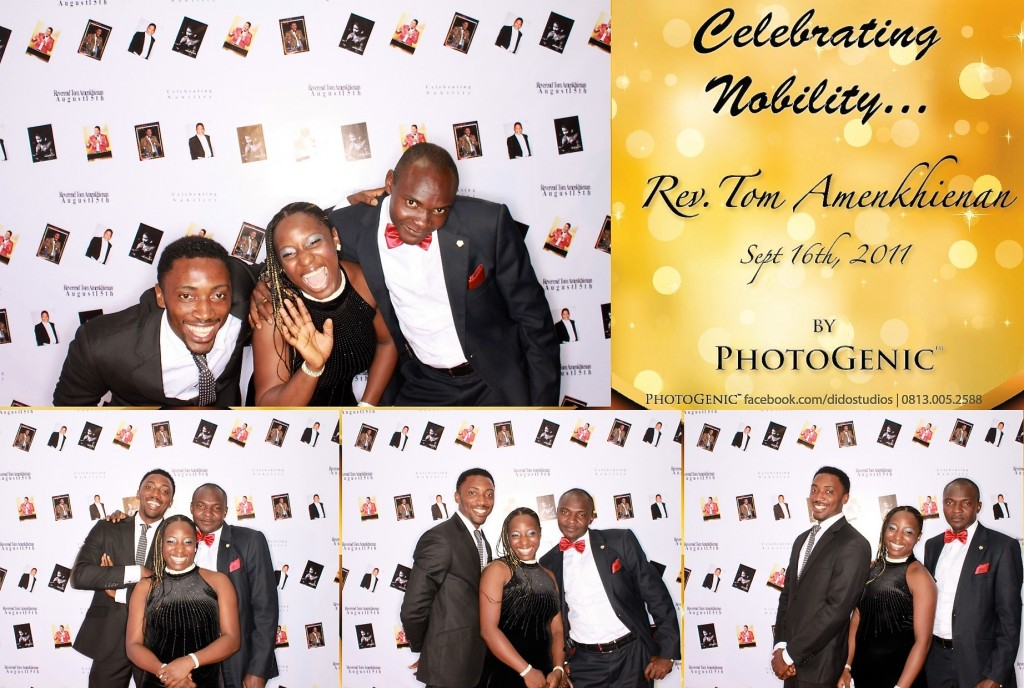 Wedding in Lagos PhotoGenic Photo Booth Bella Naija Digest_9