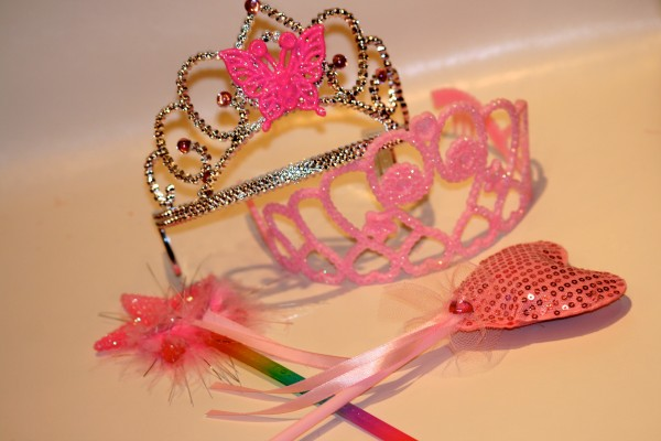 Princess for a Day Props!