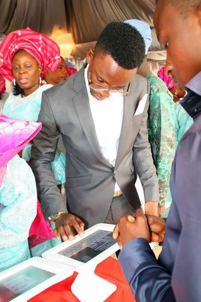 PhotoGenic Photo Booth in Lagos Nigeria event