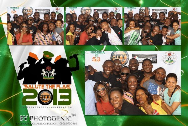 photobooth in lagos corporate event