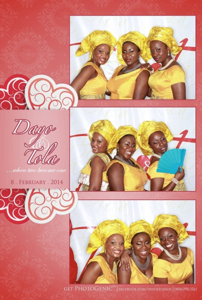 photo booth rental in lagos nigeria
