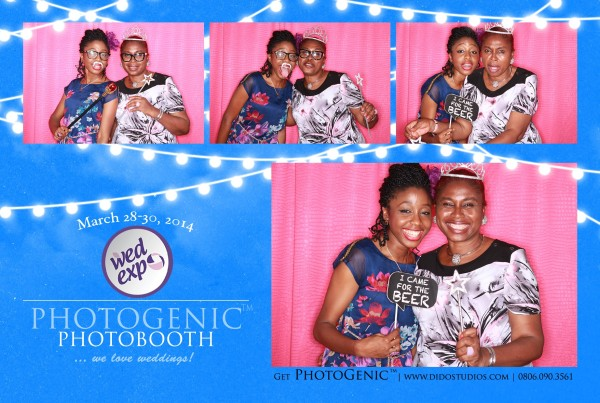 Mum and Daugther Photo Booth by PhotoGenic