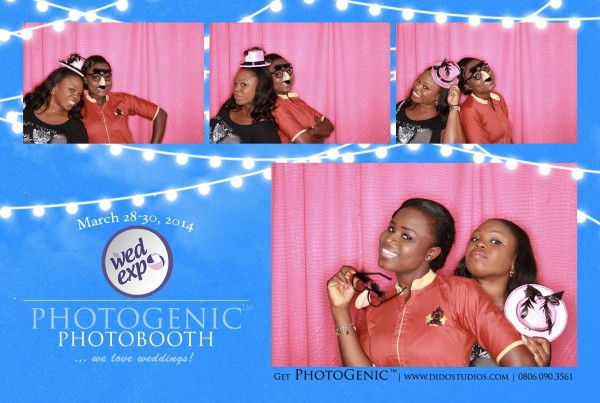 Bella Naija Photo Booth Lagos Nigeria Wedding 2944
