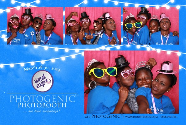 Photo Booth Lagos Nigeria Wedding 2944