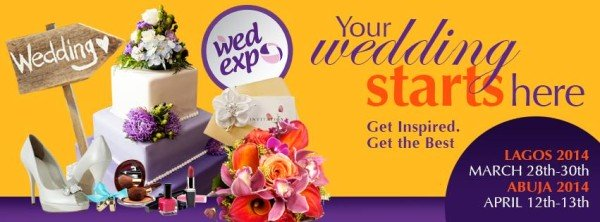 wed expo lagos photogenic photo booth
