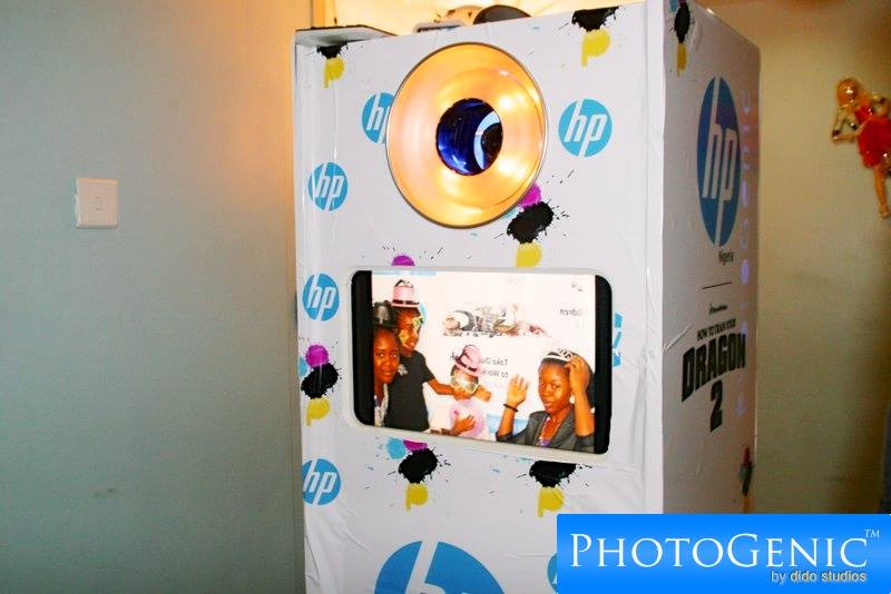 Our Clients Love PhotoGenic Photo Booth – Mrs. Ify (HP Business Manager)