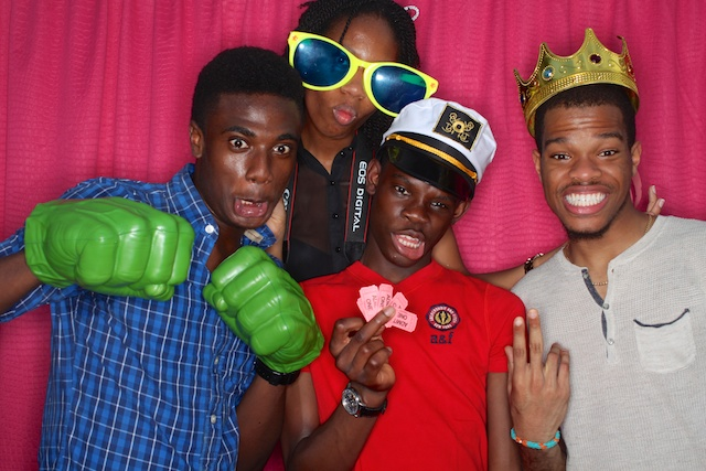 Photo booth fun birthday parties by Photo Genic