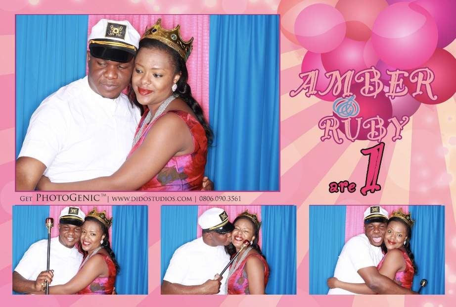 photo booth for kids party in lagos