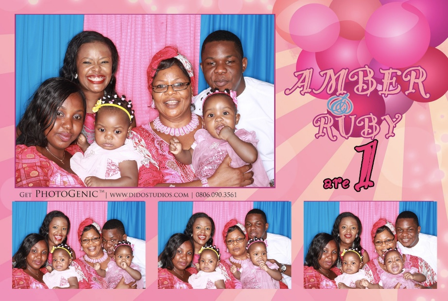 photo booth party in lagos nigeria
