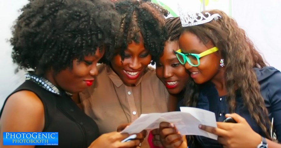 branded photo for corporate activation event lagos nigeria