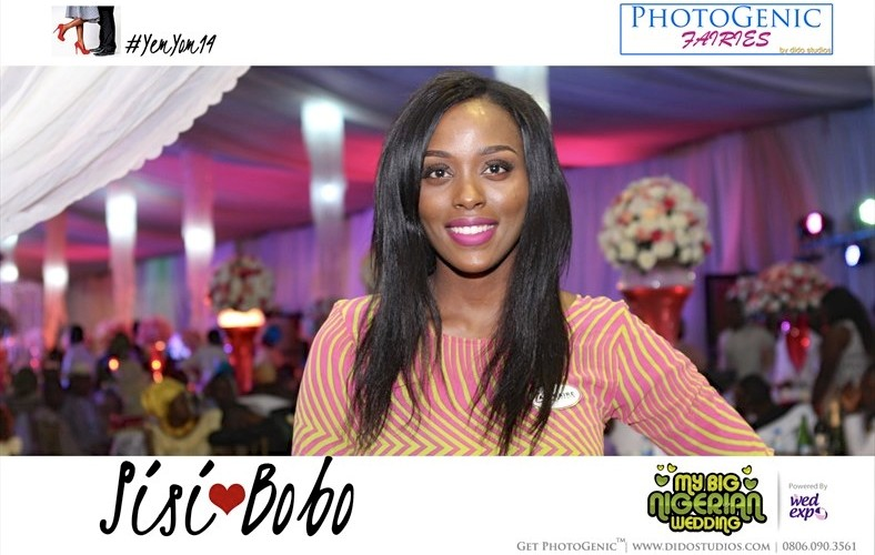 photobooth photography by wedding digest