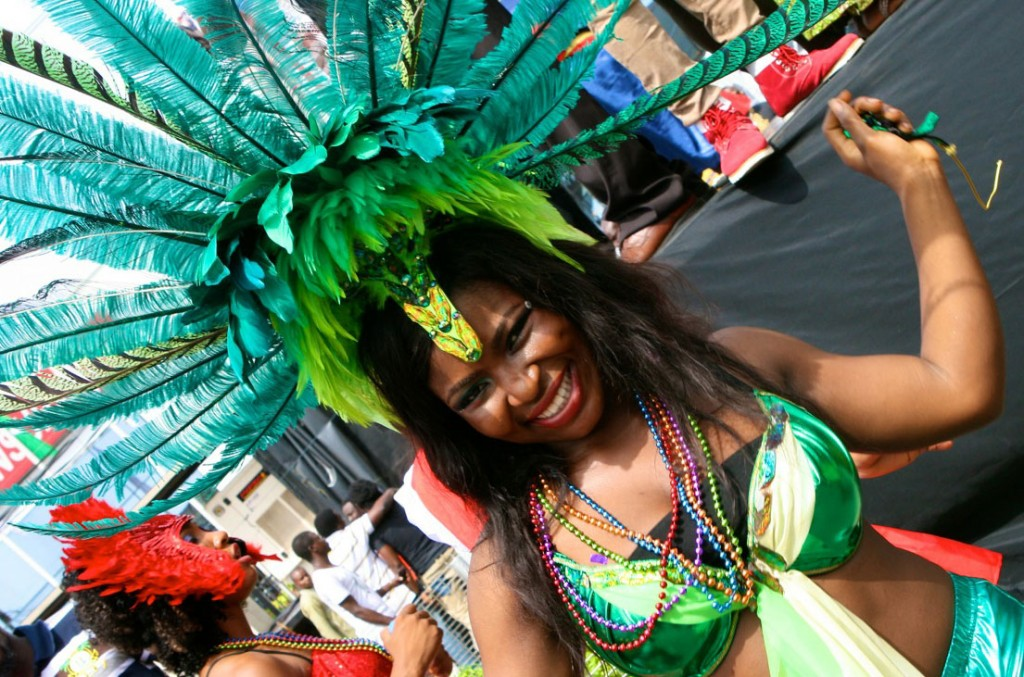 Carnival Parade Lagos Nigeria Photo Booth