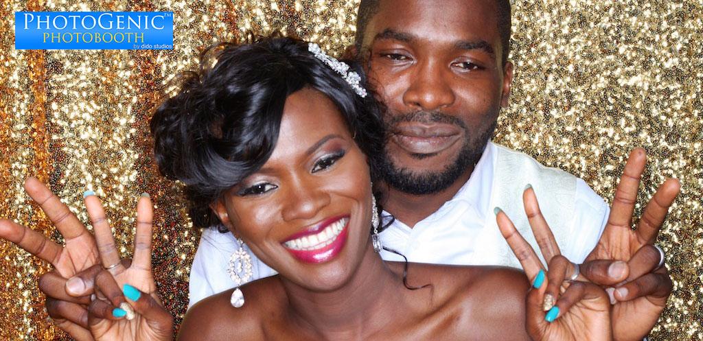 photo booth wedding party ibadan nigeria