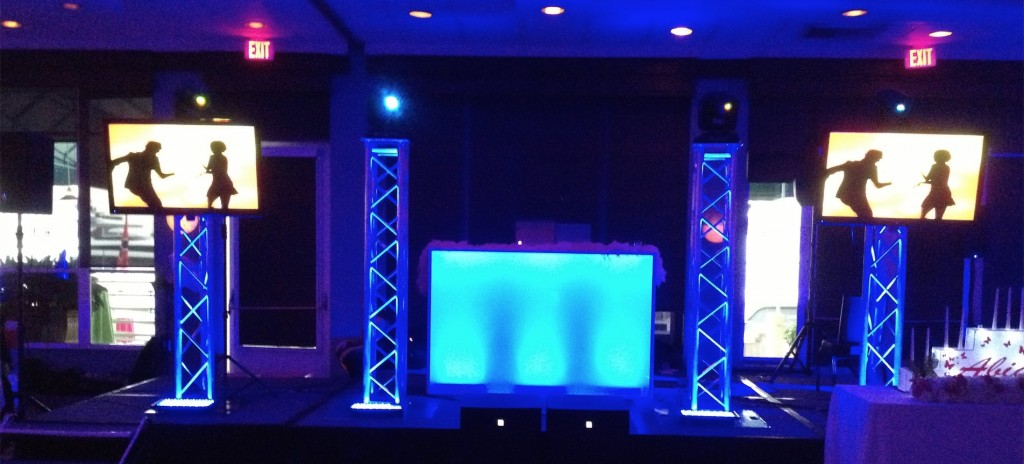 LED Projector Rental in Lagos Nigeria
