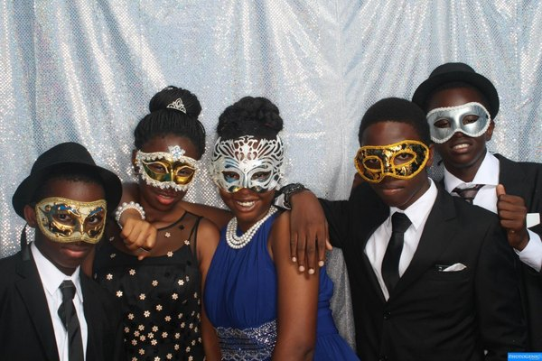 prom Photo Booth in lagos