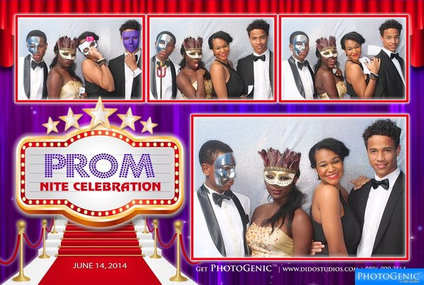 graduation photo booth in lagos