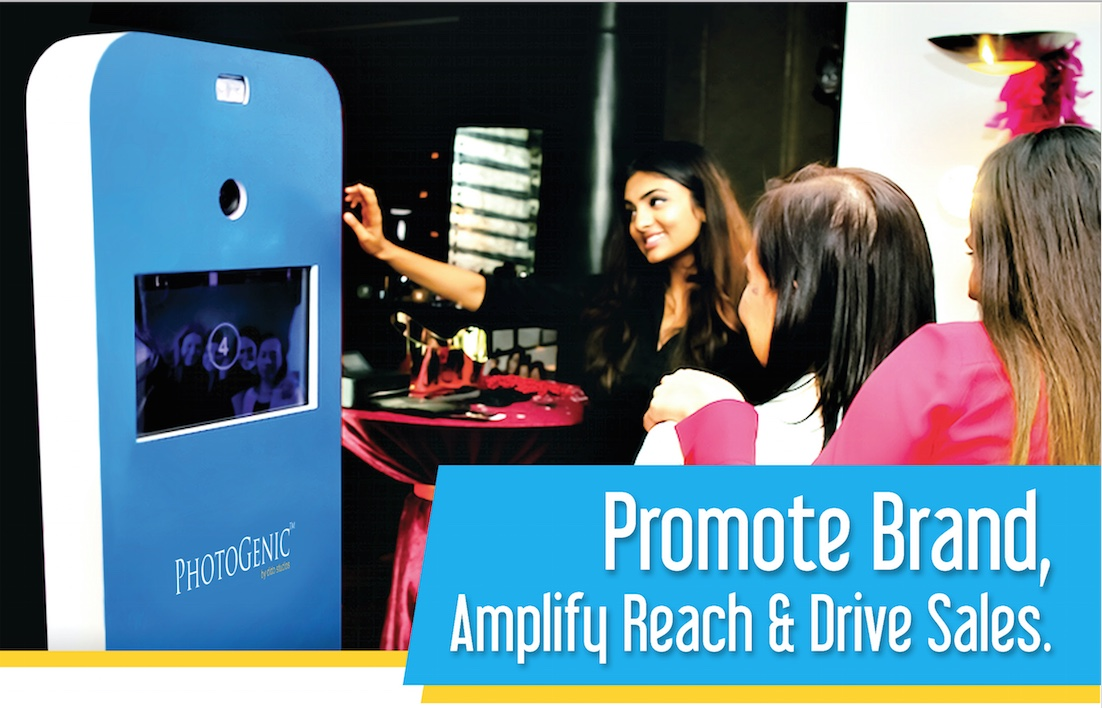 Event Activation with Photo booth