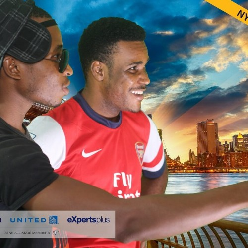 Green Screen PhotoGenic Lagos