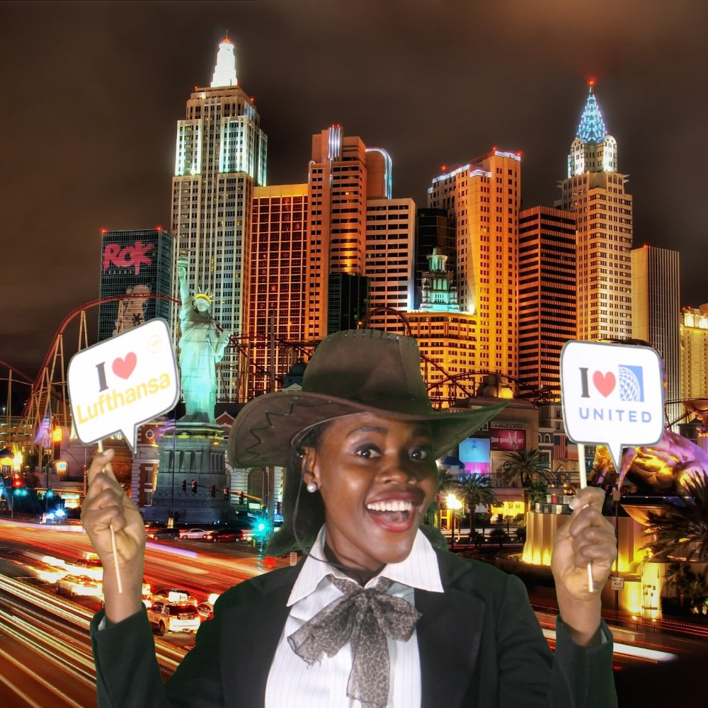 photo booth green screen Vegas Lagos