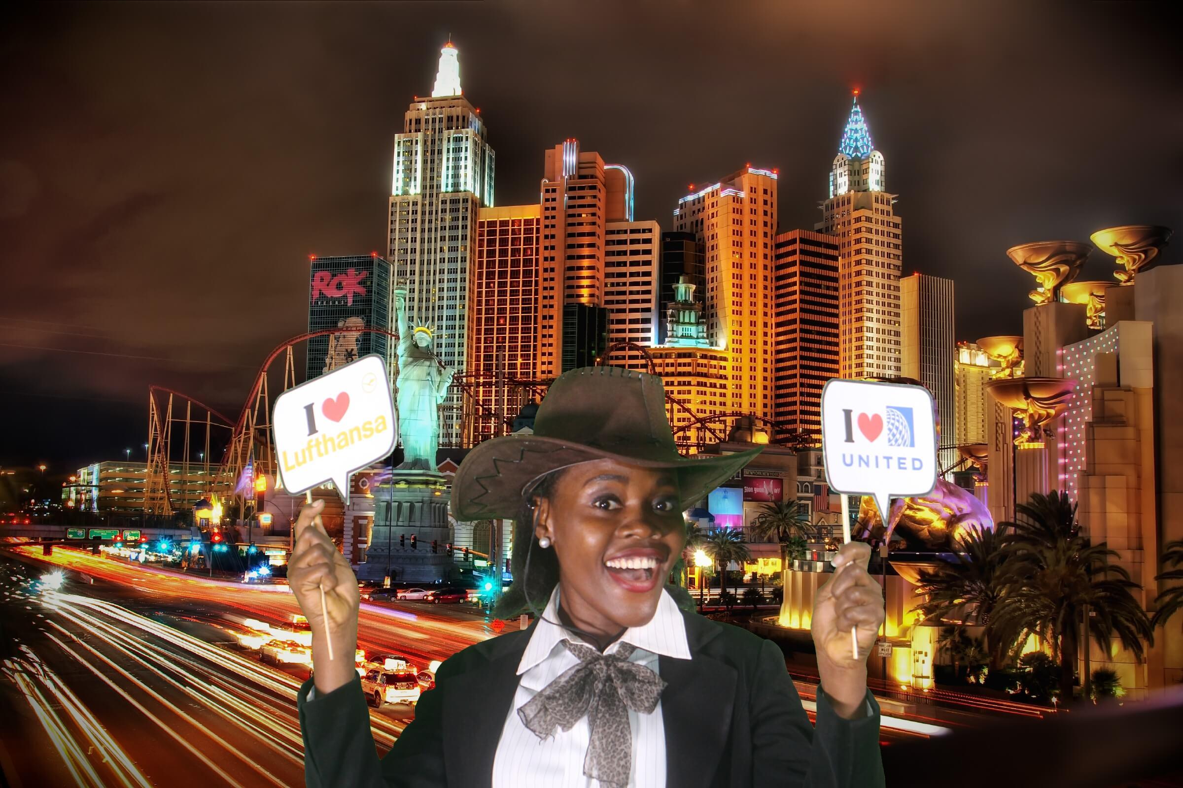 photo booth green screen Vegas Lagos