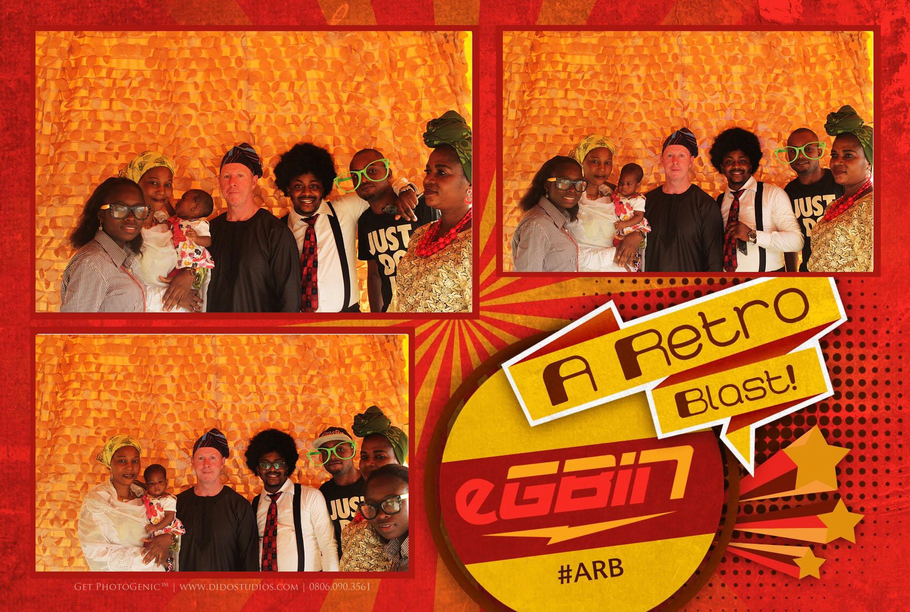 Egbin Power Loves PhotoGenic Photo Booth
