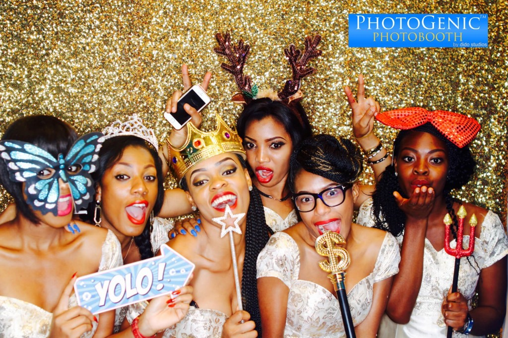 Photo Booth Fun in lagos