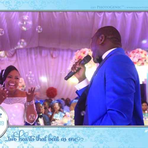 PhotoGenic PhotoBooth Fairies Photography Wedding Lagos
