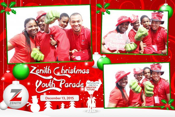 Parade photo booth lagos nigeria