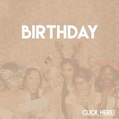 Photo Booth Rental for Birthday Nigeria