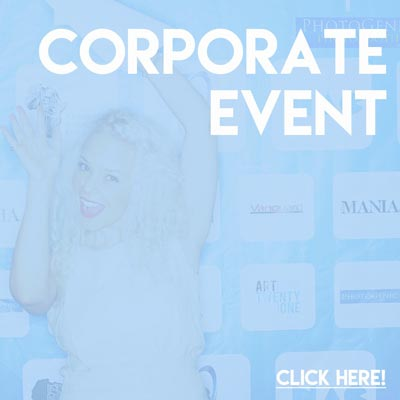 Photo Booth Hire Corporate Event Nigeria