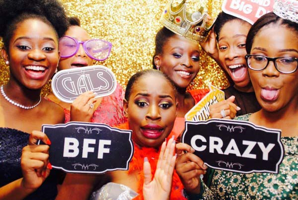 Prom Photo Booth Nigeria