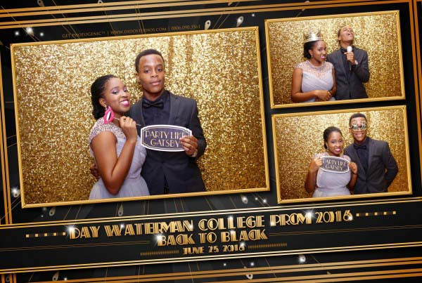 Great Gatsby Photo Booth Nigeria
