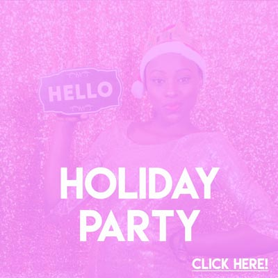 Christmas Holiday Party PhotoBooth Lagos