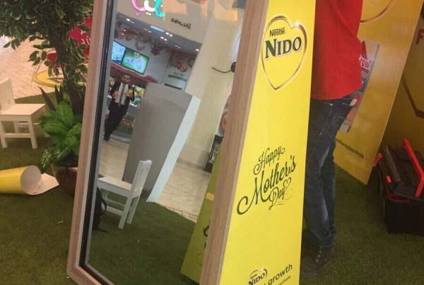 PhotoGenic Activation lagos Photo Booth