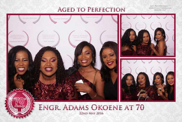 Birthday Photo Booth Nigeria