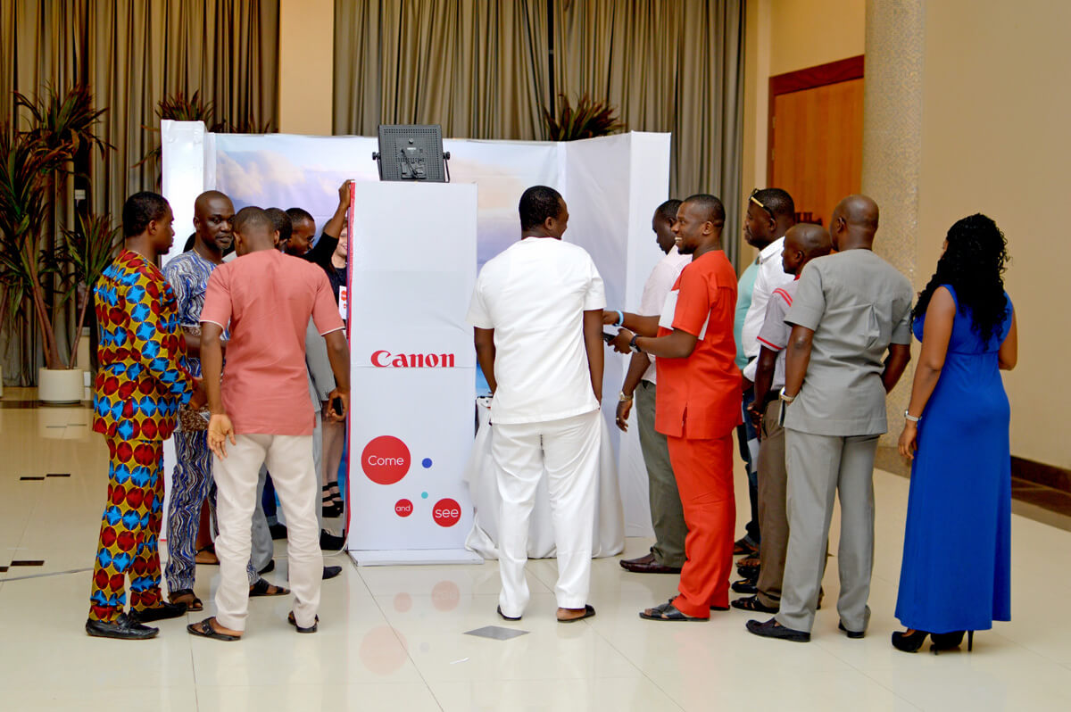 Booth Trade Show Lagos