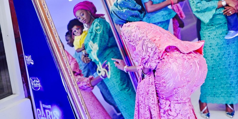 Wedding Photo Booth Nigeria