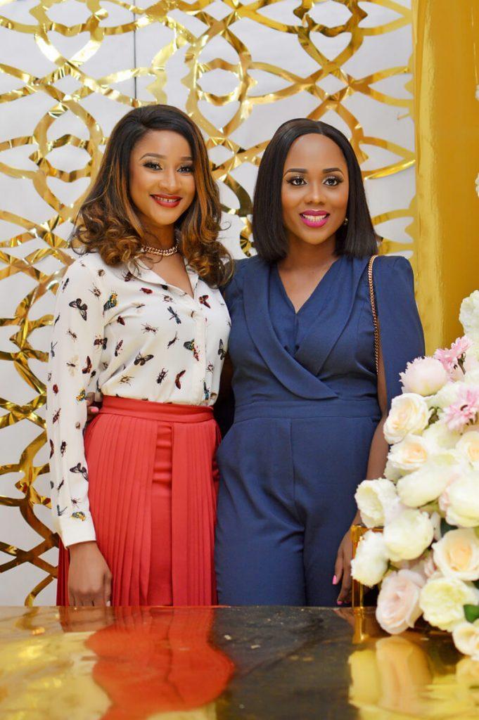 adesua Etomi Bella Naija Photo Booth