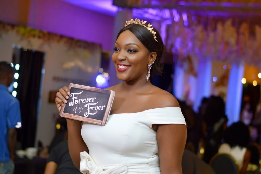 bride photo booth abuja