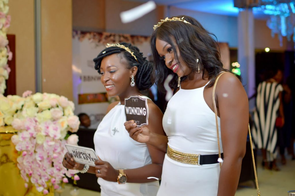 bellanaija bride photo booth lagos