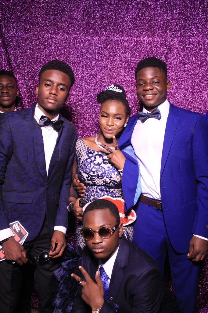 Prom Night - Adesoye College