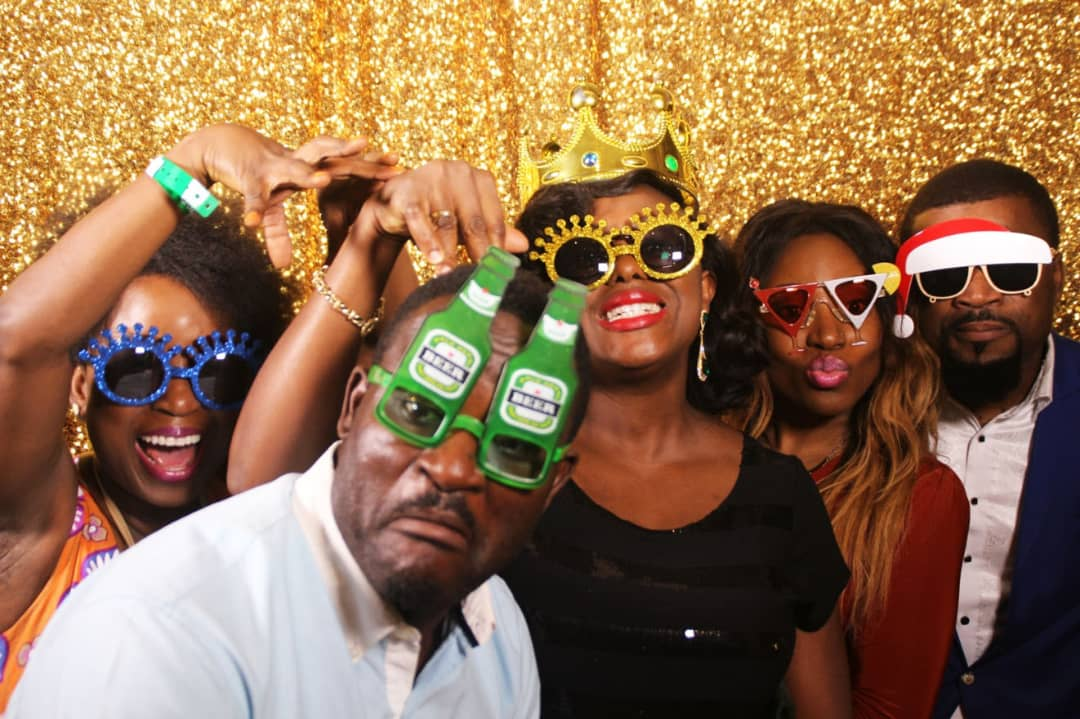 Jingle Bell !!! A Christmas Party PhotoBooth